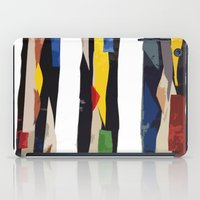 subway iPad Cases featuring Subway by Myles Hunt