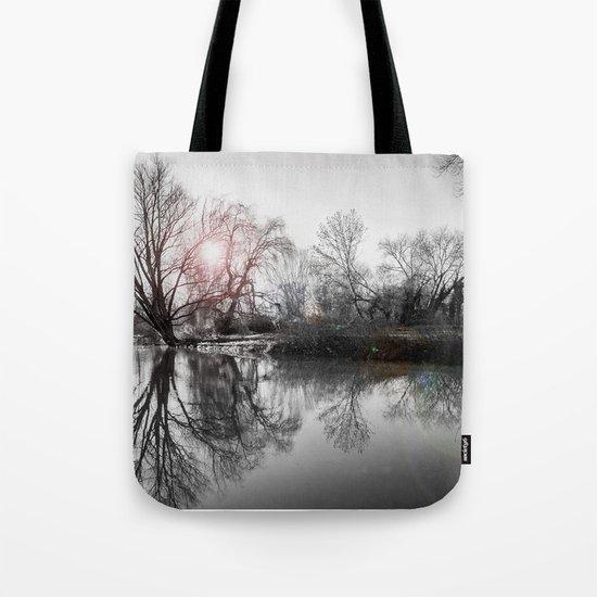 TREE-FLECTION Tote Bag