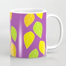 violet leaves Coffee Mug