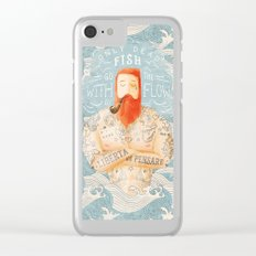 Sailor Clear iPhone Case