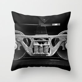 have oil will travel Throw Pillow