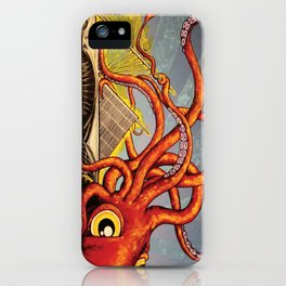 What's Kracken MKE iPhone Case