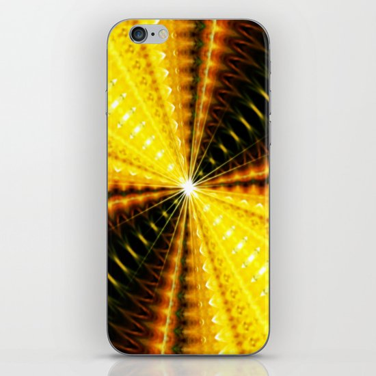 At the end of the light iPhone & iPod Skin