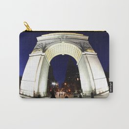 Thinking Under the Arch Carry-All Pouch