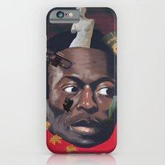 Miles totems around his head Slim Case iPhone 6s