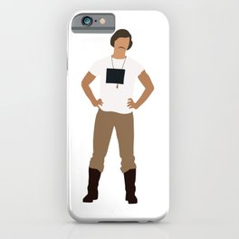 Dazed and Confused 90s movie iPhone Case