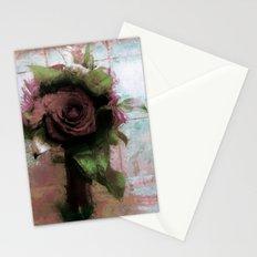 Shabby Rose Stationery Cards