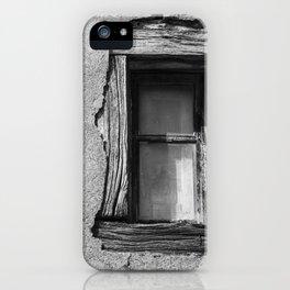 The window iPhone Case
