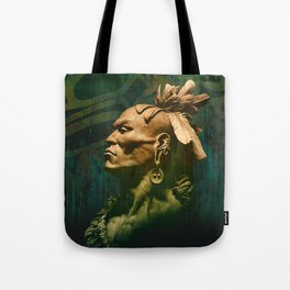 First Peoples Power - woodland indian Tote Bag