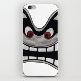 Ungry Face iPhone Skin