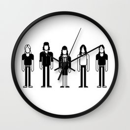 AC/DC Wall Clock