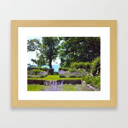 Harkness Memorial Framed Art Print