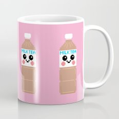 Happy Pixel Milk Tea Mug