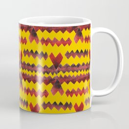 Ethnic diamond Coffee Mug
