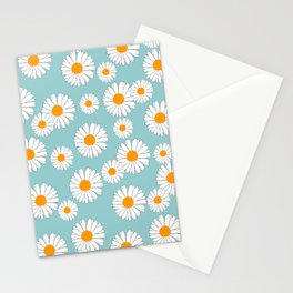 Marguerite-104 Stationery Cards