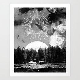 Dosed Art Print