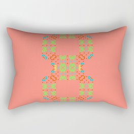 """Aurora"" series #2 Rectangular Pillow"