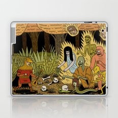 The Woodland Ghosts Laptop & iPad Skin
