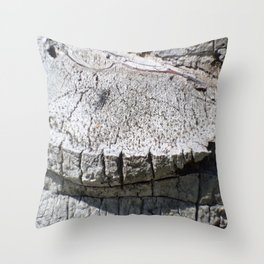 TREE-X Throw Pillow