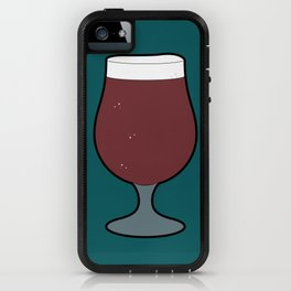 Beer Glass (Tulip) iPhone Case