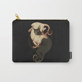 Monster Kitties Carry-All Pouch