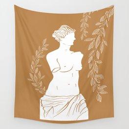Venus De Milo Wall Tapestry