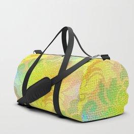 Damask Tapestry Pattern I Duffle Bag