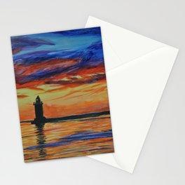 Cape Henlopen Lighthouse Stationery Cards