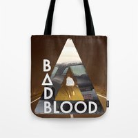 bastille Tote Bags featuring Bastille #3 by Thafrayer