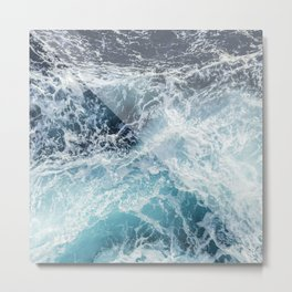 the Pacific Ocean Metal Print