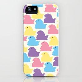 Peeps iPhone Case