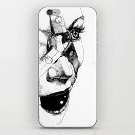 Ball Gagged iPhone Skin