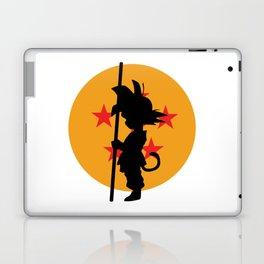 Son Goku Kakarot Childhood Laptop & iPad Skin
