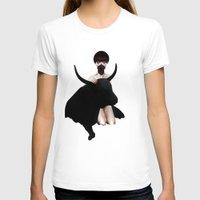 ruben T-shirts featuring Fortune by Ruben Ireland