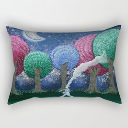 A Dream in the forest Rectangular Pillow