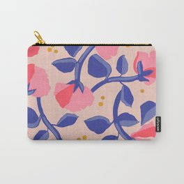 Lisbon Floral Carry-All Pouch
