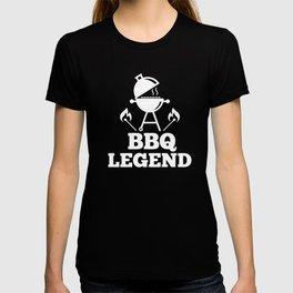 BBQ Legend Charcoal Barbeque Grill T-shirt