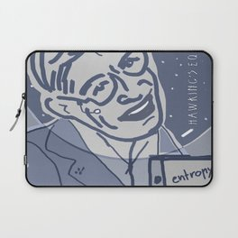 Dear Stephen Hawking / Stay Wild Collection Laptop Sleeve