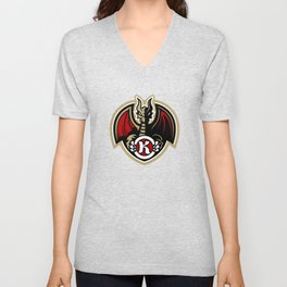 Wyverns Unisex V-Neck