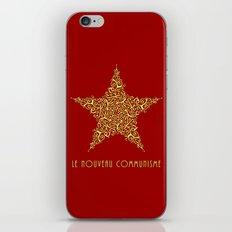 Le Nouveau Communisme iPhone & iPod Skin