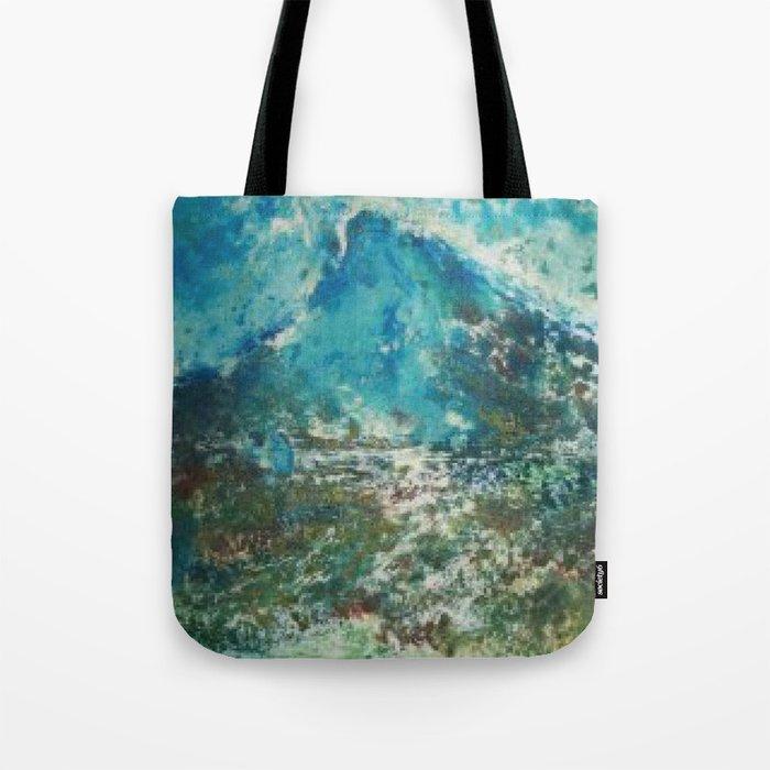 Byrd Mt. Tote Bag