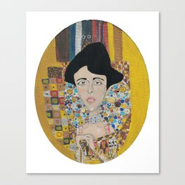 Adele Bloch-Bauer I Canvas Print