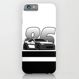 FT86 InitialD iPhone Case