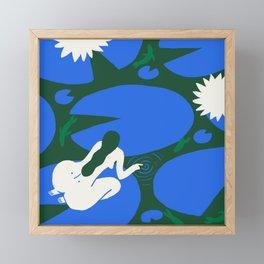 Ponder Wonder Framed Mini Art Print