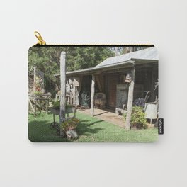 The Old Farming Cottage Carry-All Pouch
