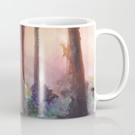 Into The Forest VII Coffee Mug