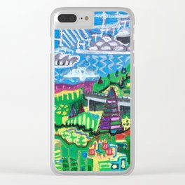 Lynnville Clear iPhone Case
