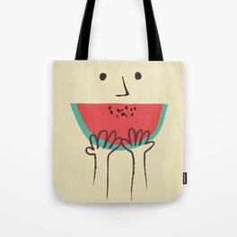 Summer smile Tote Bag
