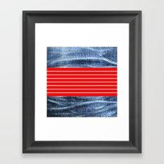 traper Framed Art Print