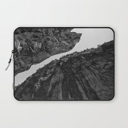 up from abyss Laptop Sleeve